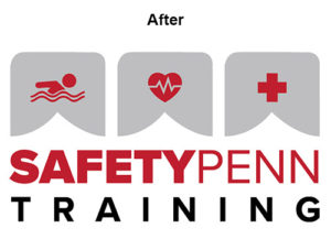 Safety Penn Training Logo after ATC Web Solutions changed it for the website