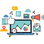 Icon for SEO help from ATC Web Solutions