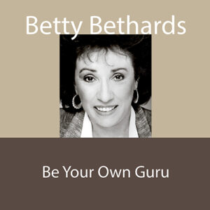 Audio Recording of Betty Bethards speaking on how to Be Your Own Guru