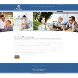 Law Office of Ane Murphy website was built and maintained by ATC Websites