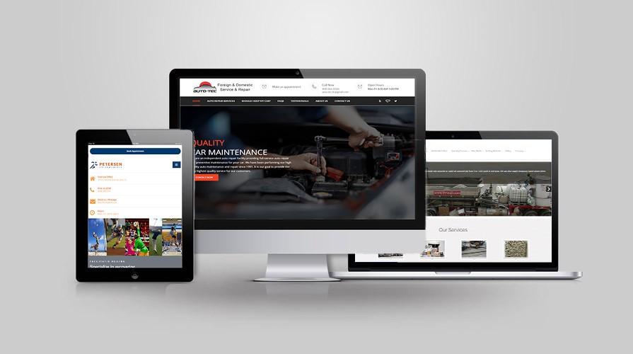 ATC Web Solutions produces responsive design websites
